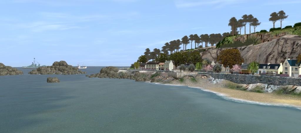 Bretagne, côtes du nord Giraud22