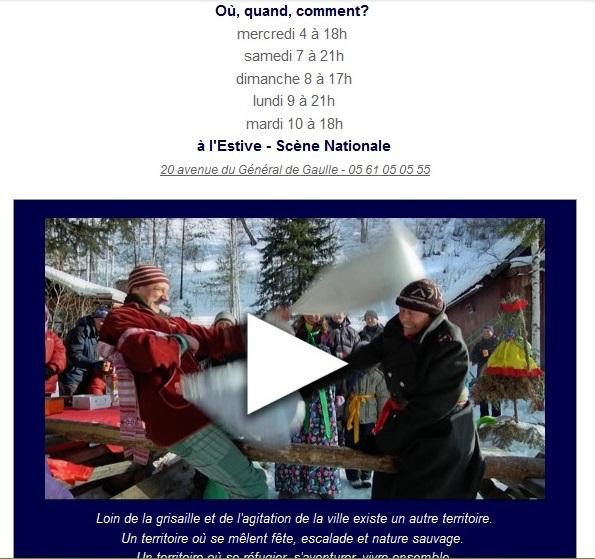 CINEMA ET MONTAGNE 2 films à l'affiche à Estive du 4 au 10 février Estive12