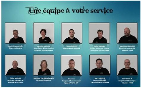 l'Equipe kHORGO Quad Equipe10