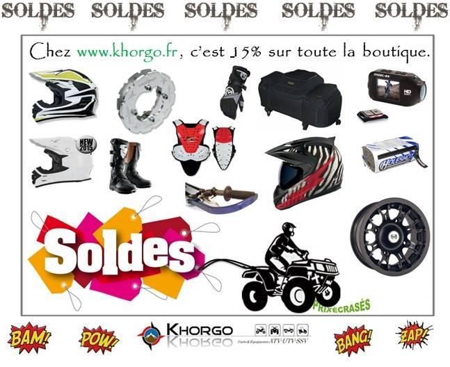soldes khorgo quad Equipements Soldes10