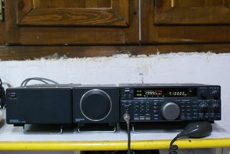 Venta de equipos HF y VHF por fallecimiento Dsc07910