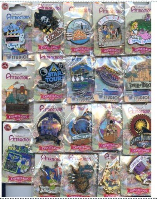 Le Pin Trading à Disneyland Paris - Page 21 Att110