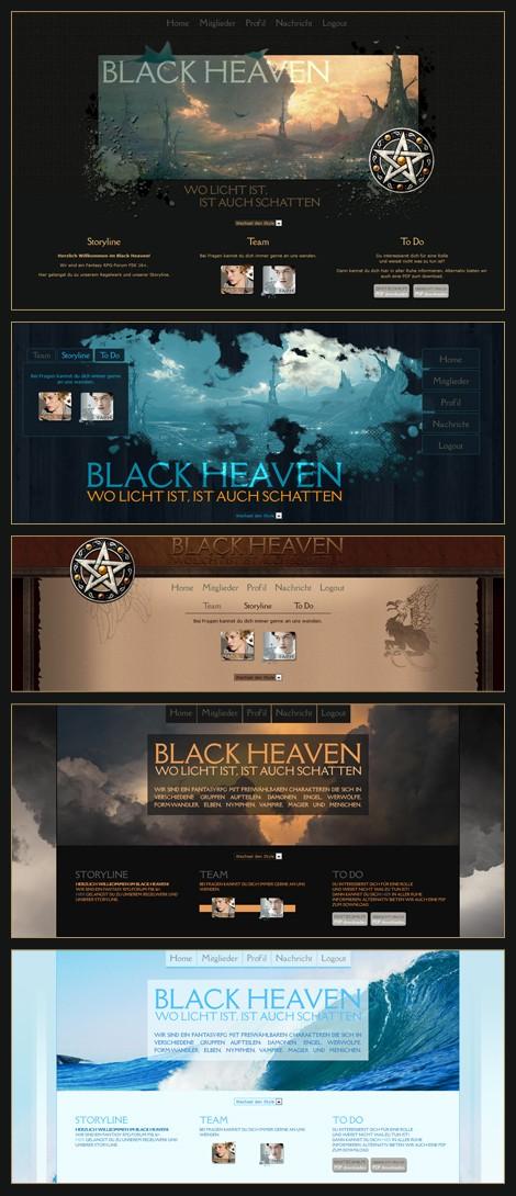 Black Heaven - Wo Licht ist, ist auch Schatten - Fantasy - FSK 16+ Image10