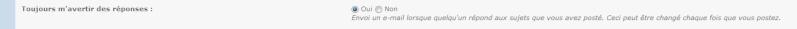 Problèmes de notifications par email des suivis de sujets 12-01-11
