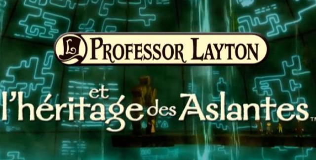 Professeur Layton et L'Héritage des Aslandes Profes14