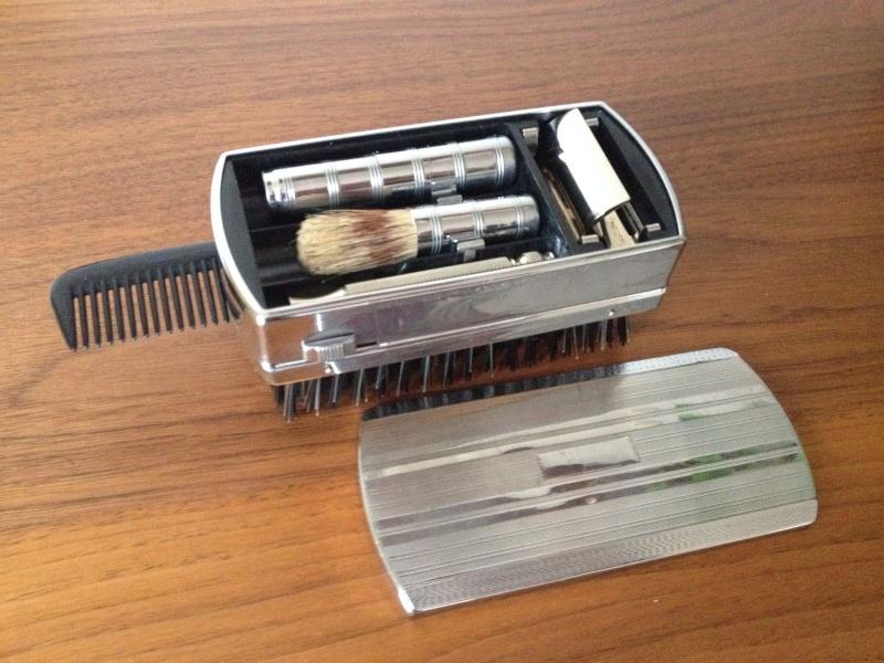 Weekender - Un Gillette tech dans une brosse ... Weeken10