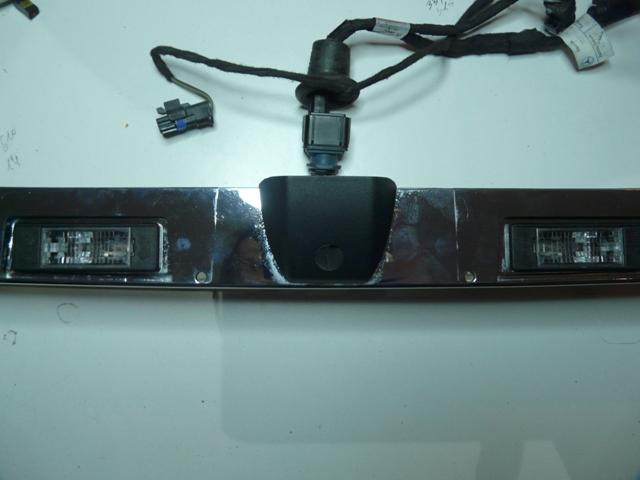 plus d'image de la camera de recul sur commande APS / caméra réparé P1090415