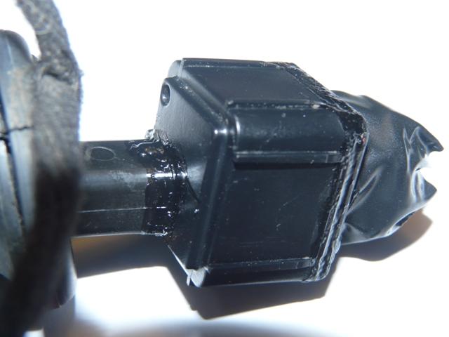 plus d'image de la camera de recul sur commande APS / caméra réparé P1090513