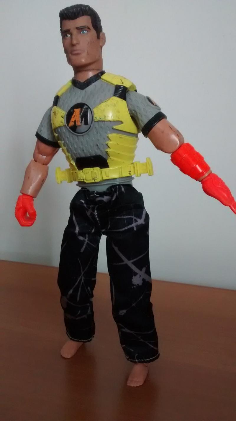Action Man Hasbro Mix  Img_2024