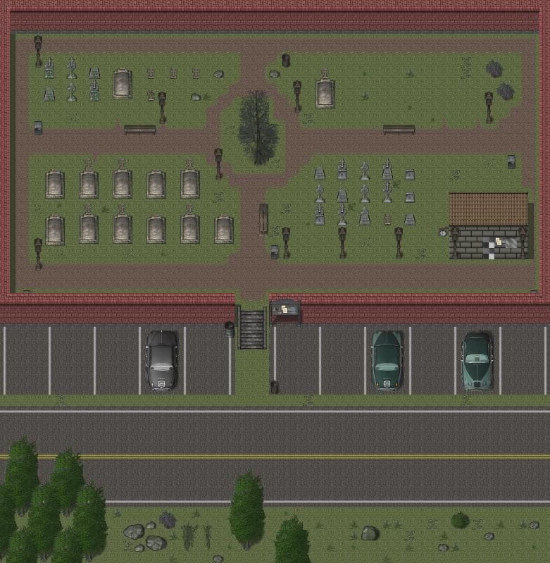 projet RPG Maker  Cimeti10