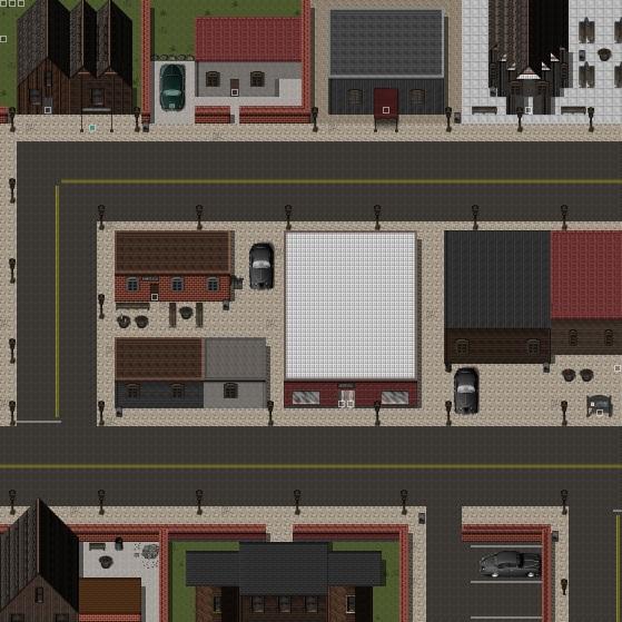 projet RPG Maker  Ville10
