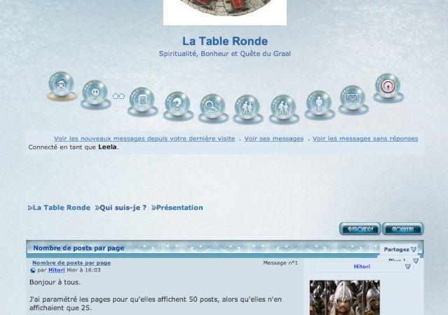 Nombre de posts par page Screen93