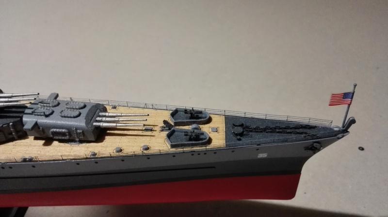 Heavy Cruiser USS Indianapolis CA-35 1/350 Académie ref. 14107  Img_2026