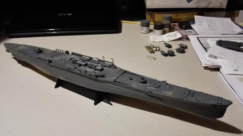 Japanese Navy Heavy Cruiser Takao 1942 de Aoshima  Img_2050