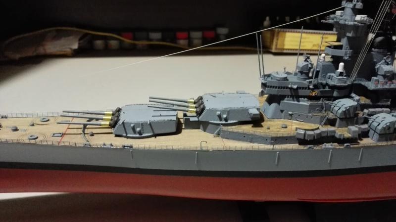 Cuirassé USS New Jersey BB-62 1/350 Tamiya Réf. 78028  Img_2091