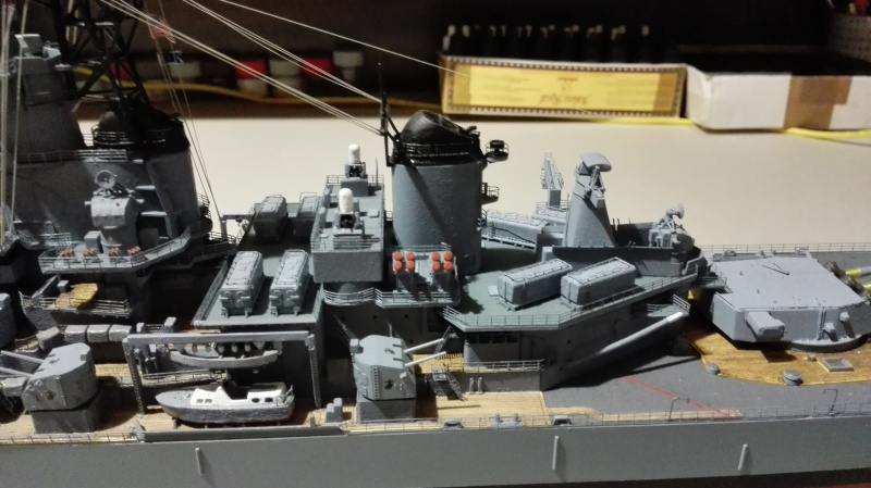 Cuirassé USS New Jersey BB-62 1/350 Tamiya Réf. 78028  Img_2094