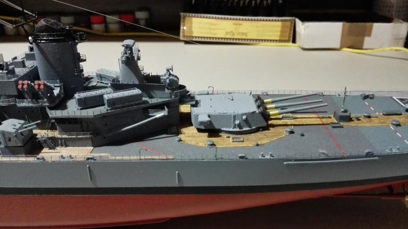 Cuirassé USS New Jersey BB-62 1/350 Tamiya Réf. 78028  Img_2095