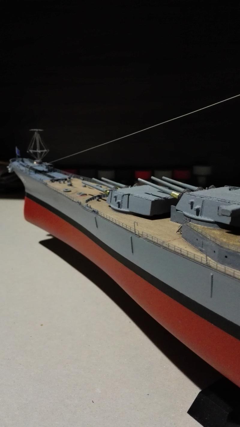 Cuirassé USS New Jersey BB-62 1/350 Tamiya Réf. 78028  Img_2098
