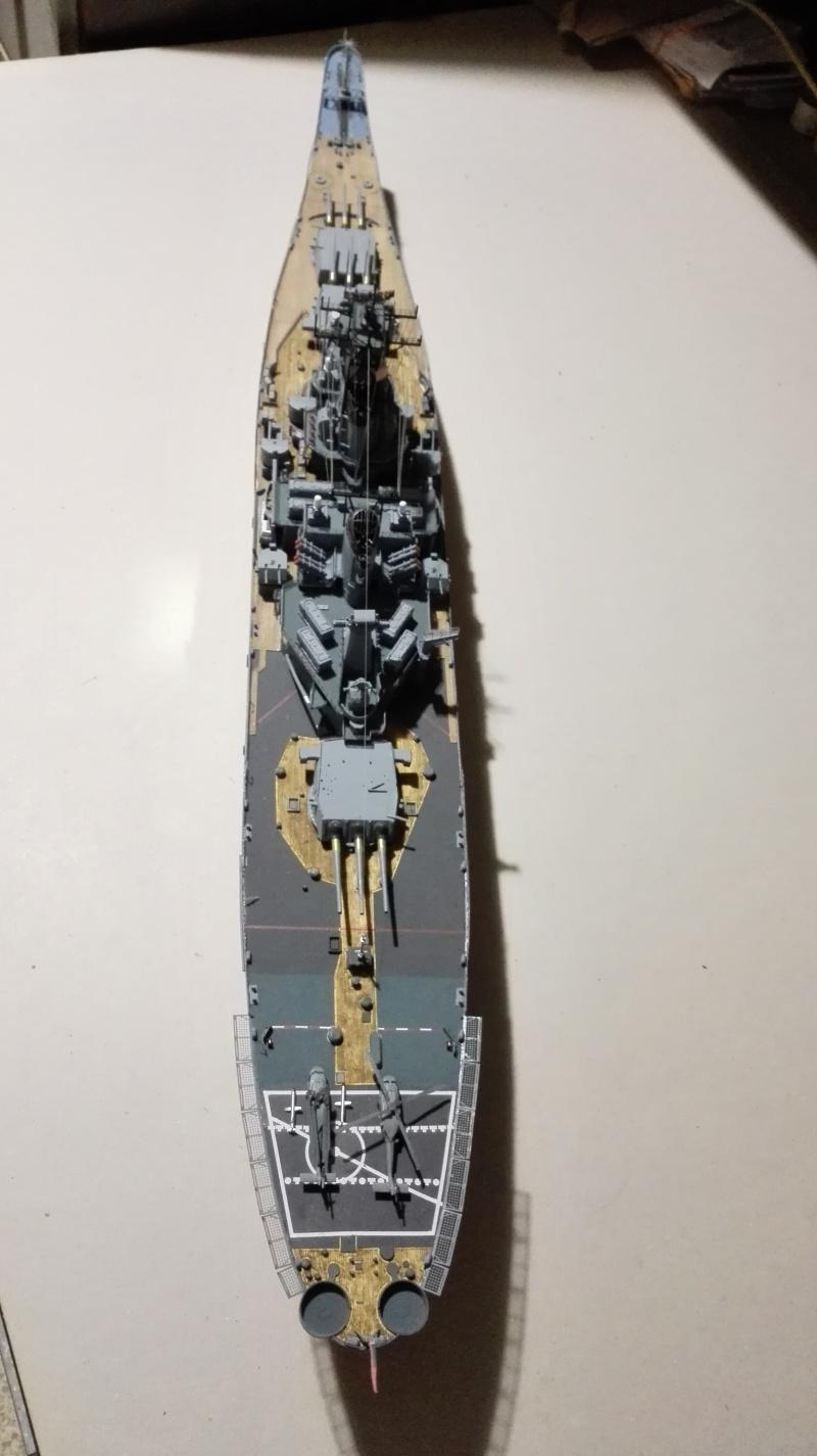 Cuirassé USS New Jersey BB-62 1/350 Tamiya Réf. 78028  Img_2100