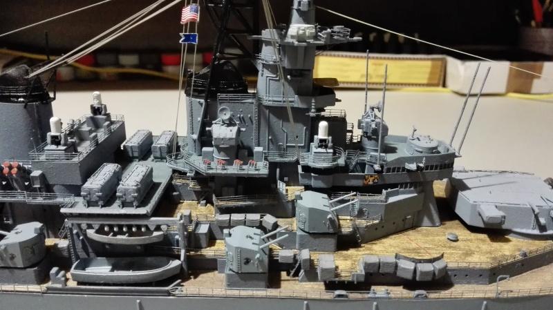 Cuirassé USS New Jersey BB-62 1/350 Tamiya Réf. 78028  Img_2107