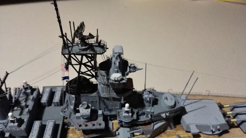 Cuirassé USS New Jersey BB-62 1/350 Tamiya Réf. 78028  Img_2108