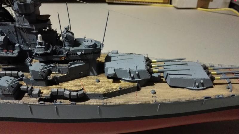 Cuirassé USS New Jersey BB-62 1/350 Tamiya Réf. 78028  Img_2109