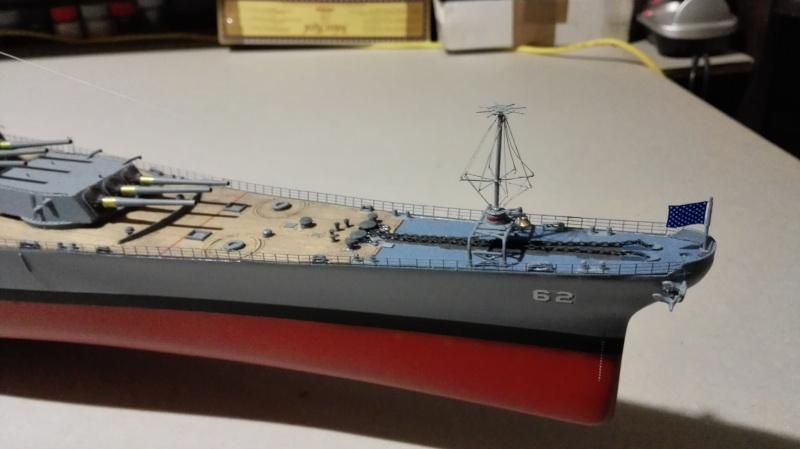 Cuirassé USS New Jersey BB-62 1/350 Tamiya Réf. 78028  Img_2110