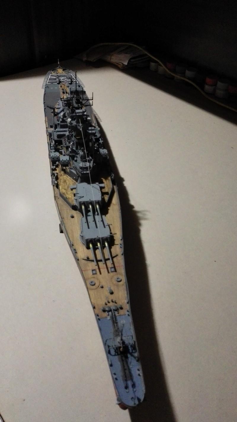 Cuirassé USS New Jersey BB-62 1/350 Tamiya Réf. 78028  Img_2112