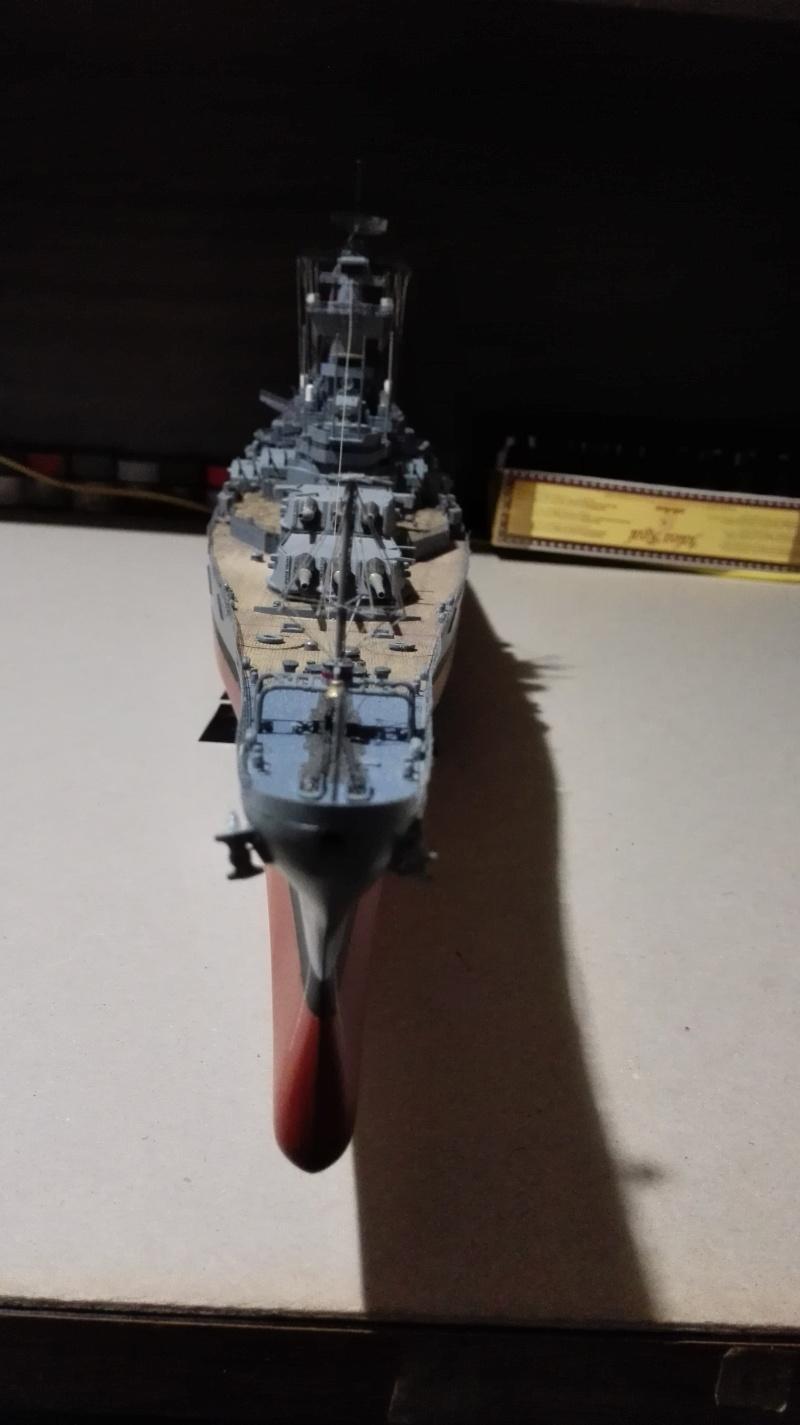 Cuirassé USS New Jersey BB-62 1/350 Tamiya Réf. 78028  Img_2113