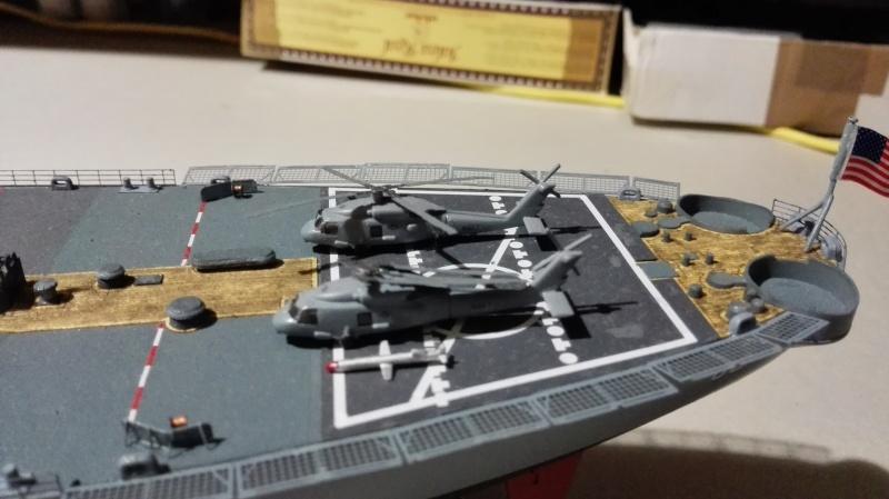 Cuirassé USS New Jersey BB-62 1/350 Tamiya Réf. 78028  Img_2115