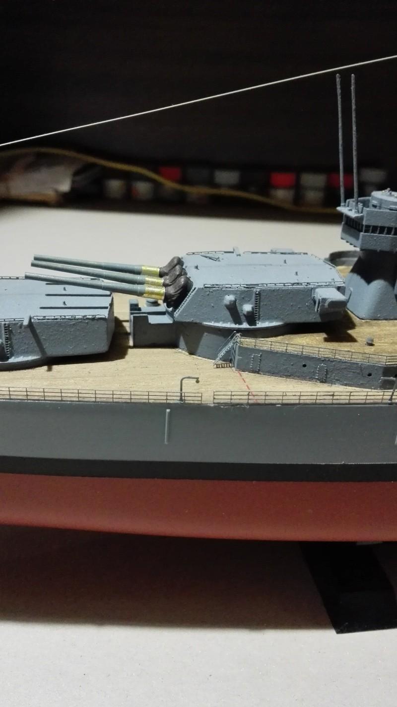Cuirassé USS New Jersey BB-62 1/350 Tamiya Réf. 78028  Img_2117