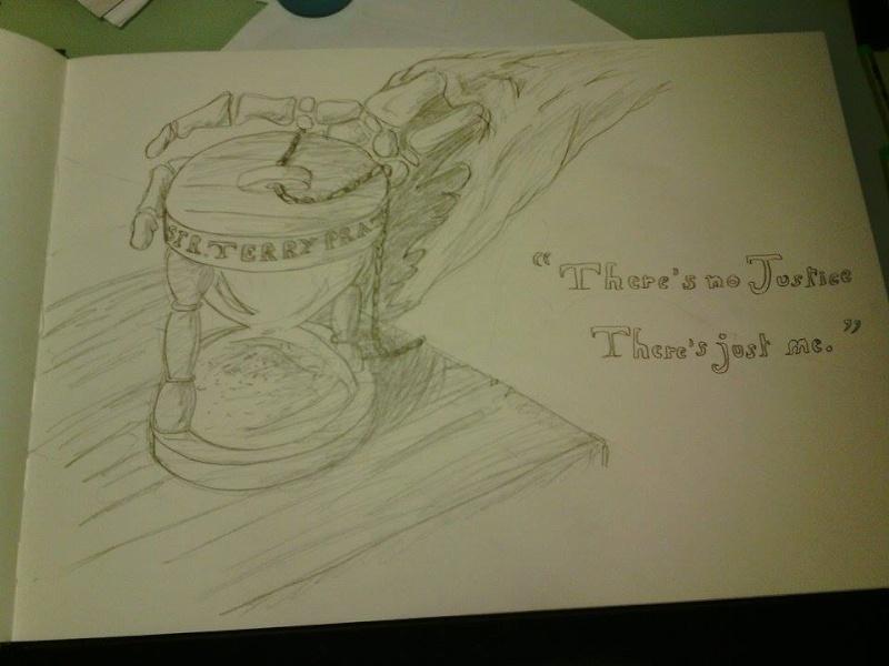 Paix à ton âme, Terry Pratchett Pratch11