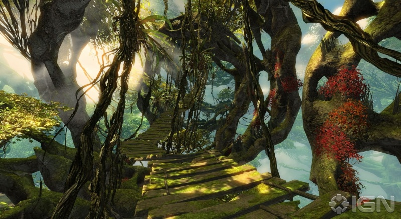 Guild Wars 2 - Heart of Thorns [EXTENSION] Biome-10