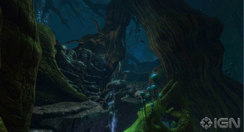 Guild Wars 2 - Heart of Thorns [EXTENSION] Biome-11