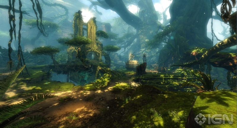 Guild Wars 2 - Heart of Thorns [EXTENSION] Biome-13