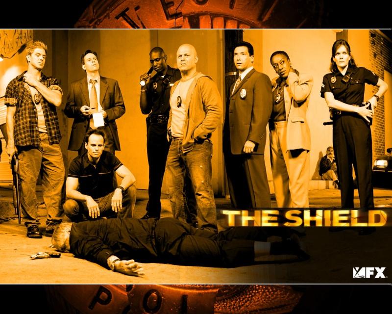 The Shield (C'EST PAS LA SERIE MARVEL) Wallpa10