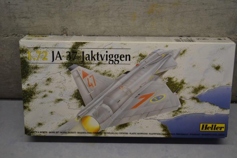 SAAB J 37 JAKTVIGGEN 1/72ème Réf 80309 Dsc_0050