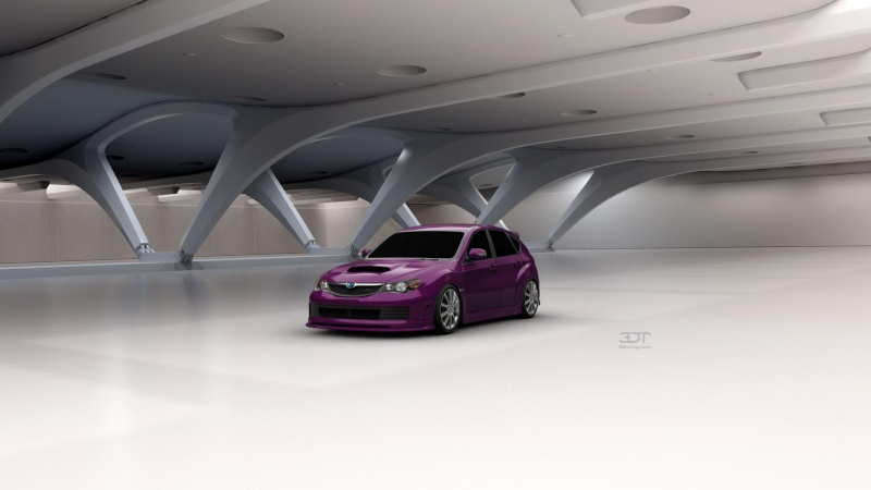 3D Tuning Purple10