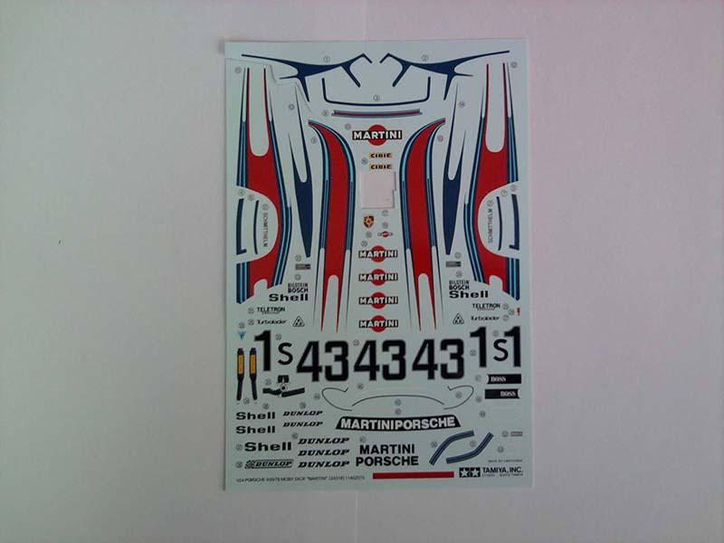 Tamiya Porsche 935/78 Moby Dick Martini 1:24 04_15
