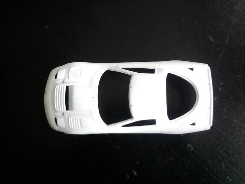 Revell Corvette C5-R Compuware 1:25 12_15