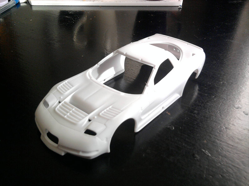 Revell Corvette C5-R Compuware 1:25 13_15