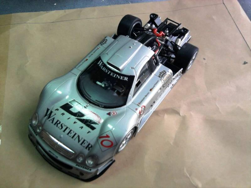 Tamiya Mercedes CLK-GTR 1:24 21_11