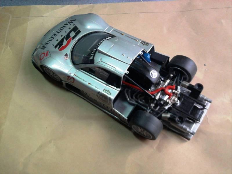 Tamiya Mercedes CLK-GTR 1:24 22_11
