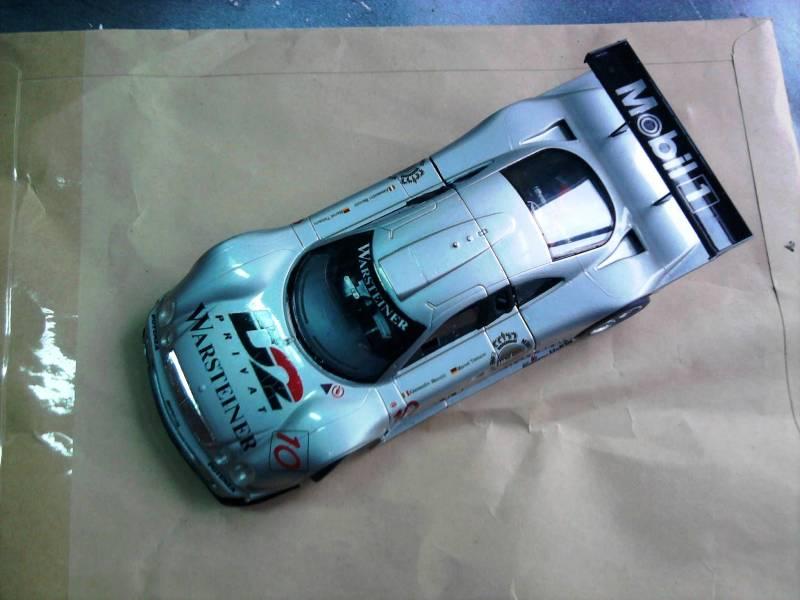 Tamiya Mercedes CLK-GTR 1:24 25_11