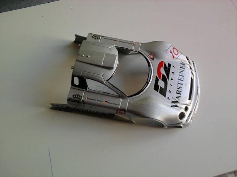 Tamiya Mercedes CLK-GTR 1:24 Foto3713