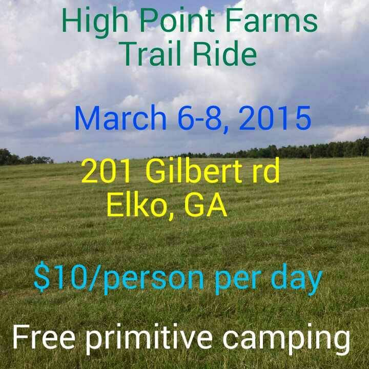 Trail Ride  Highpo10