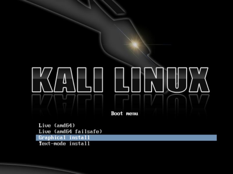 كالي لينكس Kali Linux Kali-i10