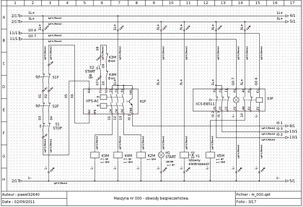 برنامج QElectroTech  Select41