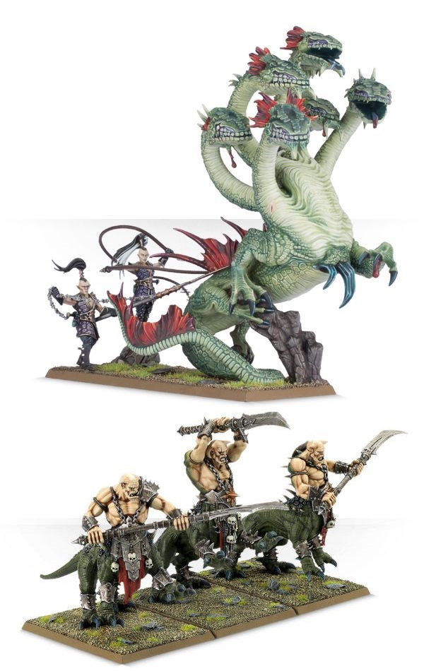Grotesque Proxy: Big Lizard Riders 99120210