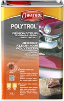 eriba puck toit et partie relevable à repeindre Polytr10